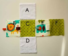 use this tutorial to make the photo blocks.  Sew vinyl pocket on to each square before assembling. Fill the pockets with sight words then have the child toss the cube and read the word that lands on top. idea from 1+1+1=1 blog