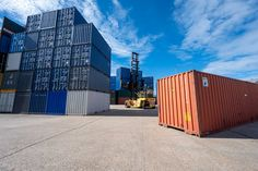 Visit us for container prices, spec and delivery rates! Containers For Sale, Yard, Patio, Courtyards, Garden, Court Yard