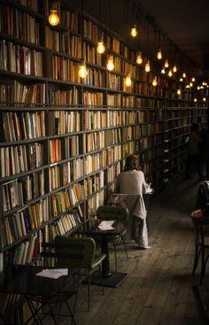 Café Merci ParisPhoto: Dieter Krehbiel