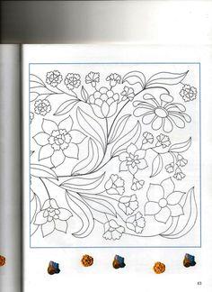 (603) Gallery.ru / Фото #65 - Jane Rainbow.Crewel Embroidery - irislena