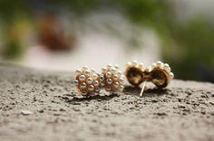 cute girly earrings - Google Search