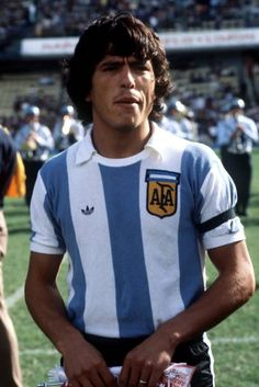 Daniel Passarella (Argentine) Played an awesome tournament 1978 Argentina World Cup ⚽️ Legends Football, Football Icon, Retro Football, Football Design, Football Photos, World Football, Football Soccer, Football Shirts, Argentina Football Team