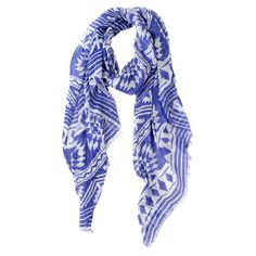 Ornella Scarf in Periwinkle at Joss & Main