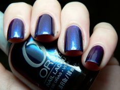 Let them have Polish!: Orly Royal Velvet