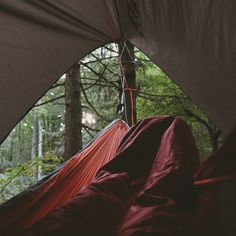 I love my ENO hammock. This makes me want to get out and use it right now!