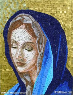 Madonna Addolorata - Art of Mosaic.com