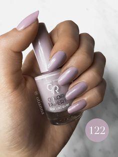 Golden Rose | Color Expert Nail Lacquer | Lakier do paznokci | numer 122 przygas...