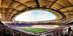 @Stuttgart Mercedes-Benz Arena #9ine