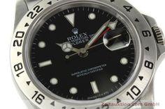 Rolex Explorer II Stahl Automatik Kal.3185 Ref.16570 | 151389 | Zeitauktion