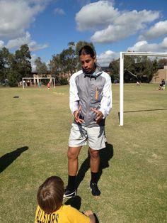 Soccer Rodrigo Vargas