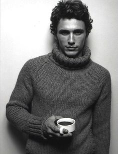 James Franco-does he go on the Beautiful Men board or knitting Inspiration? Look At You, How To Look Better, Pretty People, Beautiful People, Franco Brothers, Raining Men, Attractive Men, Famous Faces, Gorgeous Men