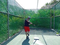 Secrets Maroma Beach Riviera Cancun: batting cages