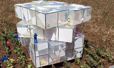 ADS Architects model new wine centre on the Rubik's Cube | Architecture And Design