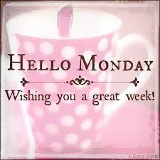 Have a great week ya'll !