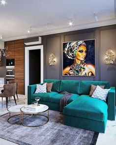Untold Stories About Eclectic Chic Living Room You Must Read &; Dizzyhome Untold Stories About Eclectic Chic Living Room You Must Read &; Dizzyhome C B cbsugarandspice Ecclectic Fix upon on […] Room designs colorful Chic Living Room, Home Living Room, Apartment Living, Teal Living Room Furniture, Jewel Tone Living Room Decor, Teal Room Decor, Jewel Tone Decor, Wall Decor, Elegant Living Room