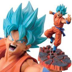 Super Saiyan God SS Son Goku - Dragon Ball Z - Big Budoukai 5