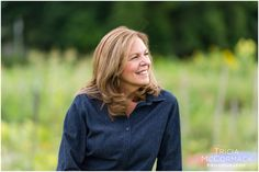 Portraits for Author Kathie Swift - Tricia McCormack Photography