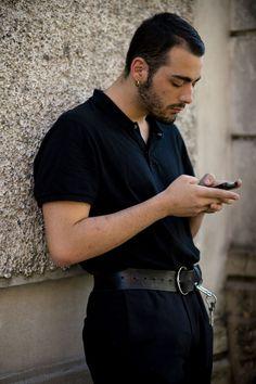 Milan Men's Fashion Week SS18: the strongest street style | British GQ