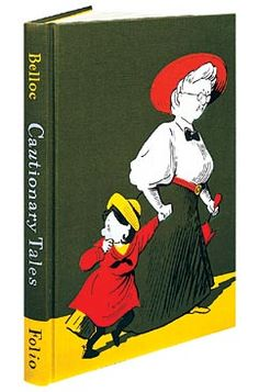 Cautionary Tales and Other Verses | 10 Folio Society Books to Give to Your Children This Christmas