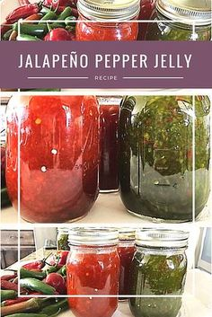 Jalapeño Pepper Jelly | Hungry Holidays Blog | Fun + Food + Family