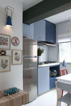 Apartamento Marcelo Andrade / Gabriel Valdivieso e Carolina Pereira