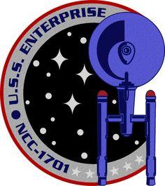 USS Enterprise Legacy Insignia by viperaviator on DeviantArt Star Trek Voyager, Star Trek Enterprise, Star Trek Logo, Star Wars, Akira, Star Trek Posters, Trek Deck, Star Trek Reboot, Uss Enterprise Ncc 1701