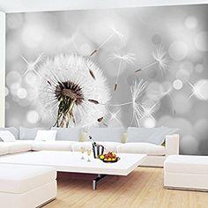 Fototapete Pusteblume 352 x 250 cm - Vliestapete - Wandtapete - Vlies Phototapete - Wand - Wandbilder XXL - Runa Tapete 9155011a: Amazon.de: Baumarkt