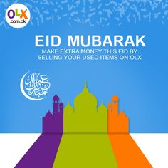 Eid Mubarak to everyone. #eid #olxpakitsan #bechde