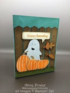 Stamps, Paper, Ink Create!: Fall Fun Stamp Camp-