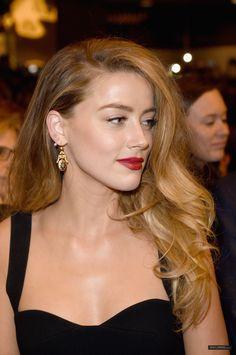 "Amber Heard at the 2015 Toronto International Film Festival - ""Black Mass"" Premiere"