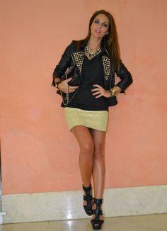 Paula Echevarria Black