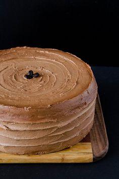 Mocha Mayo Cake (Gluten Free) | cooking ala mel by cookingalamel, via Flickr