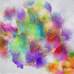 TheCandyStore by Gina Startup #abstract #art