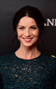 HQ pics of Caitriona Balfe, Sam Heughan and Ron D. Moore at the Premiere of Outlander in London | Outlander Online