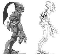 oddworld concept art - Google Search