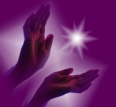 Healing with Hands... Re-pinned by http://Reiki-Master-Training.com