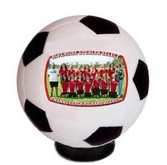"Best Coach Gifts - Soccer Coach ""Game Ball"" #CSP5001"
