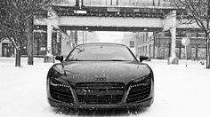 2103 Audi Rr8 In Snow Wallpapers For Desktop