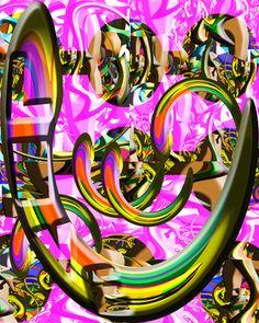 "World Of Love Art Saatchi Online Artist Boi K' Boi; Digital, ""World Of Love Art"" #art"