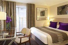 Hotel Jardins d'Eiffel Paris #honeymoon