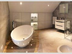 Freestanding cast mineral bath Barletta - matt white or glossy Bathroom Bath, Bathroom Inspo, Ceiling Design Living Room, Living Room Designs, Mineral Bath, Apartment Hacks, Decoration, Ikea, New Homes