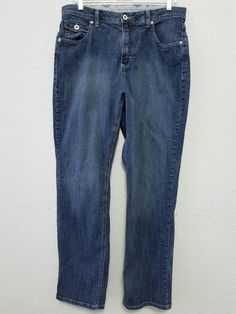 Riders - Women's Jeans - Size 14/32 (Actual 14/30) Stretch Denim Pants -  Straight Leg  #Riders #StraightLeg ..... Visit all of our online locations.....  www.stores.eBay.com/variety-on-a-budget .....  www.stores.ebay.com/ourfamilygeneralstore .....  www.etsy.com/shop/VarietyonaBudget .....  www.bonanza.com/booths/VarietyonaBudget .....  www.facebook.com/VarietyonaBudgetOnlineShopping