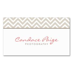 Linen Beige Modern Chevron Stripes Double-Sided Standard Business Cards (Pack Of 100). This is a fully customizable business card and available on several paper types for your needs. You can upload your own image or use the image as is. Just click this template to get started!
