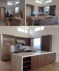 32nd St. #Progress #Kitchen #PandroSokolowConstruction