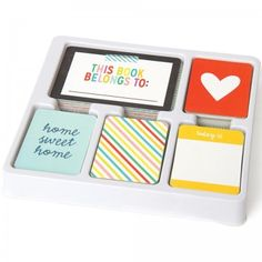 Becky Higgins Project Life Core Kit - Happy Edition 380325