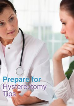 Prepare for Hysterectomy Tips | Pre-Op Hysterectomy HysterSisters Article