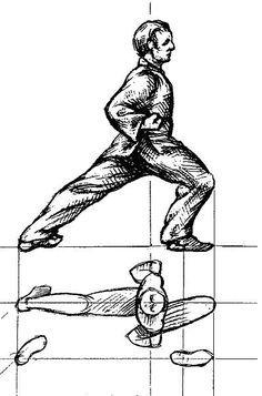 Shao Lin Quan Eight Basic Stances – Phoenix Dragon Kung Fu Academy