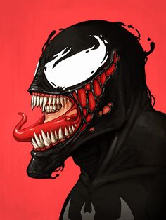 Venom by Mike Mitchell