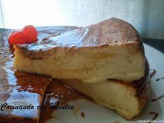 Tarta de queso al microondas  Estuches y moldes Lekue a la venta aquí: http://www.cornergp.com/tienda?bus=lekue