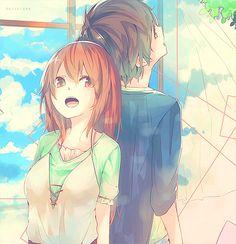 Tu y yo juntos para siempre
